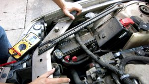 Car Battery Replacement Clayton